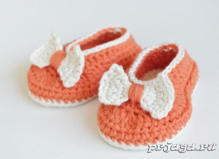 zapatitos crochet (1)