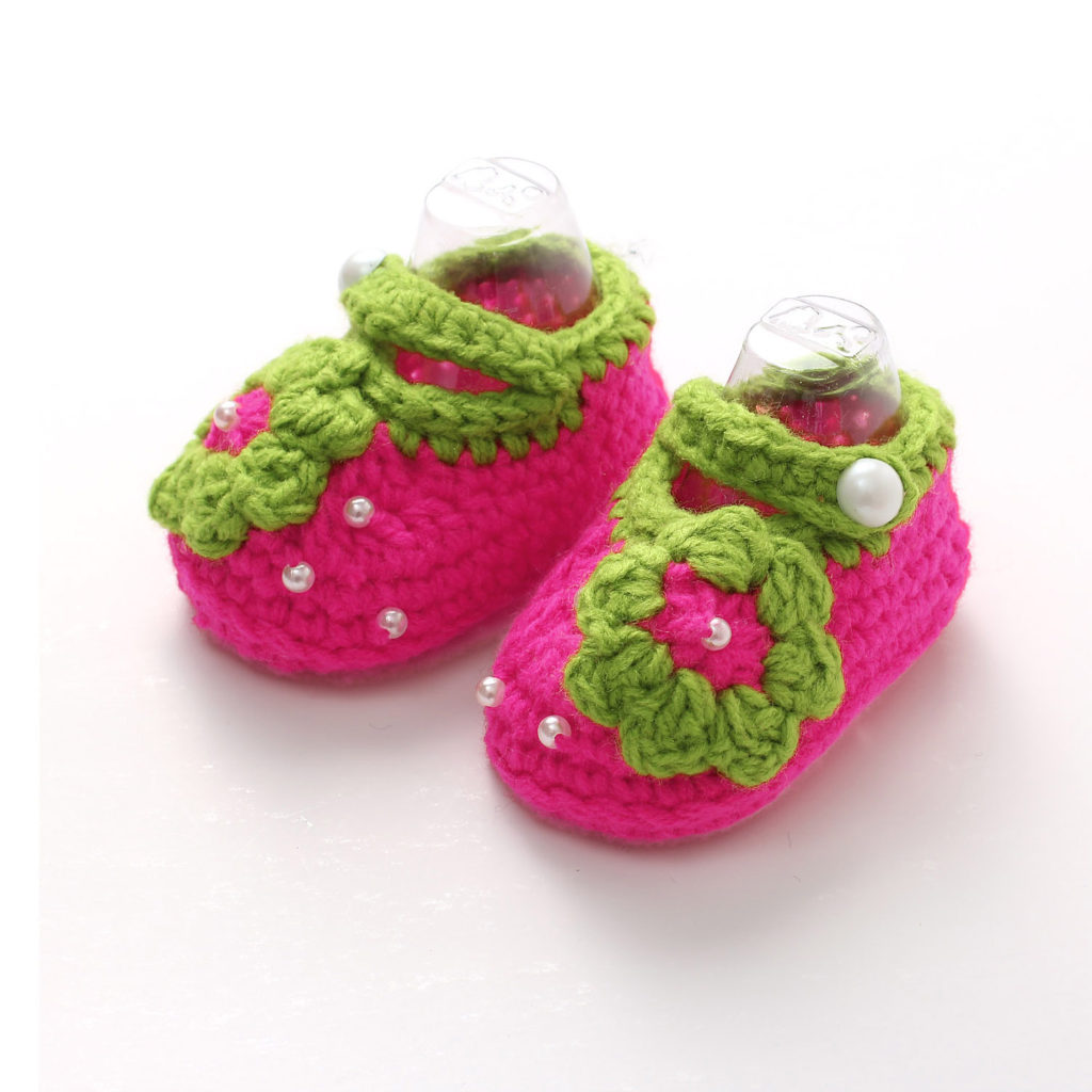 zapatitos crochet (3)