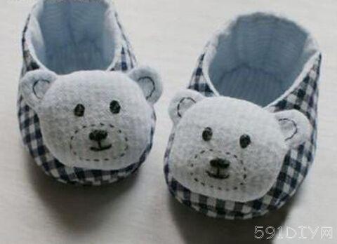 Como costurar unos zapatitos para bebe