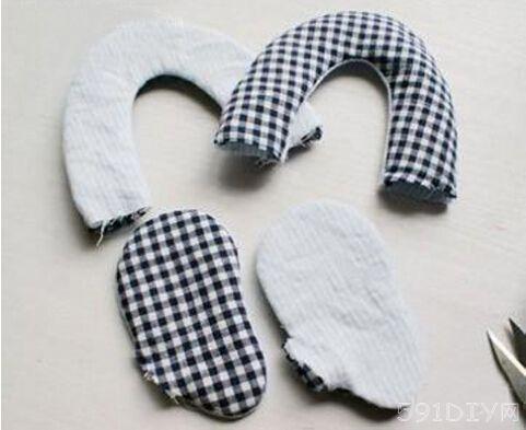 Como costurar unos zapatitos para bebe4