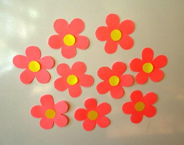Como hacer flores de fieltro con moldes01