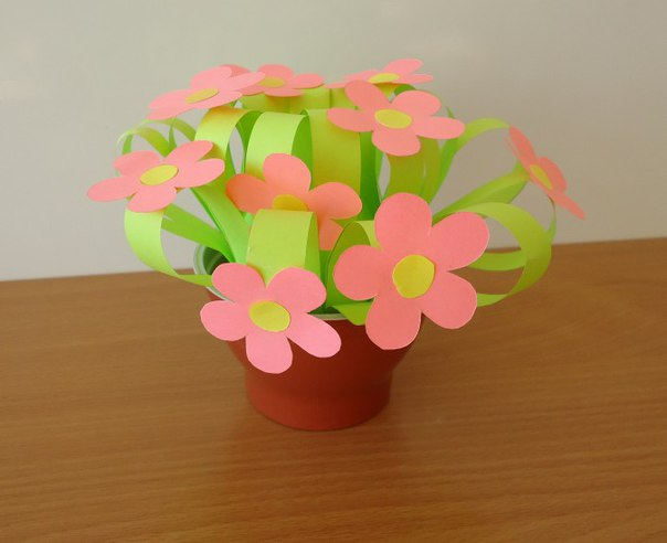 Como hacer flores de papel sper fciles