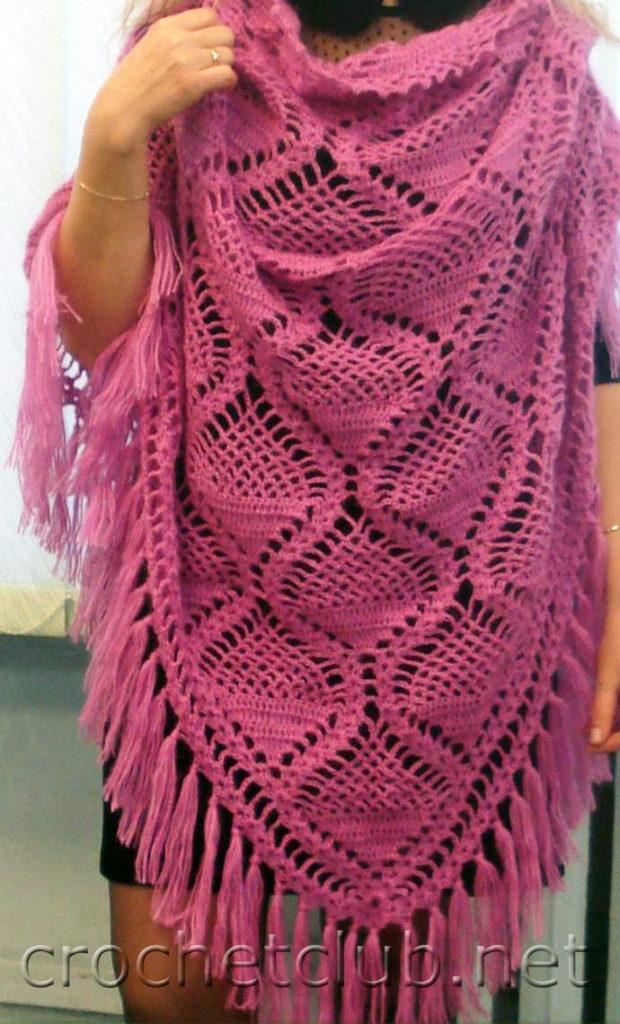 Como hacer un chal tejido a crochet06