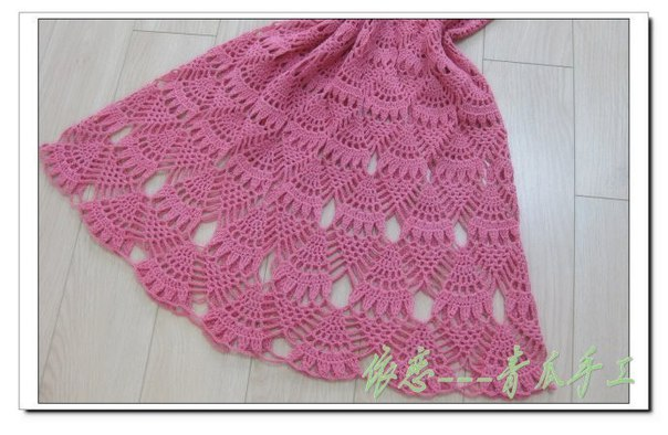 Como hacer un vestido a crochet para mujer02