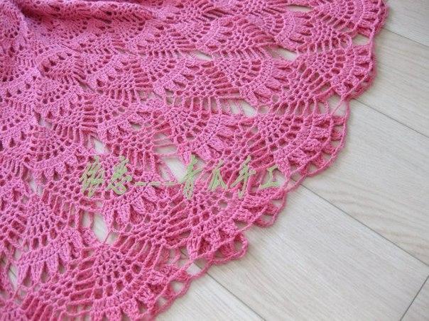 Como hacer un vestido a crochet para mujer03