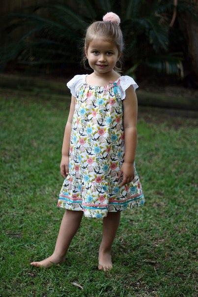 Como hacer vestidos de verano para niñas02