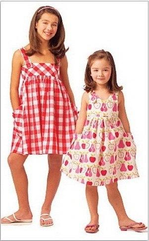 Como hacer vestidos de verano para niñas06