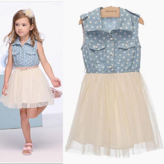 Como hacer vestidos de verano para niñas