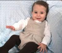 Como hacer un enterizo para bebe