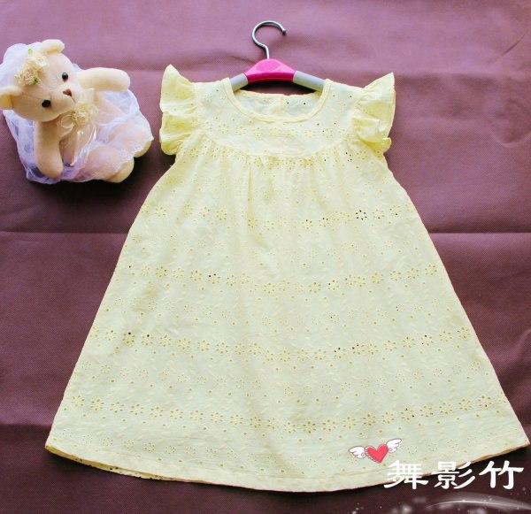 Como hacer vestidos bonitos para niñas03