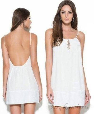 Como hacer vestidos de verano juveniles05
