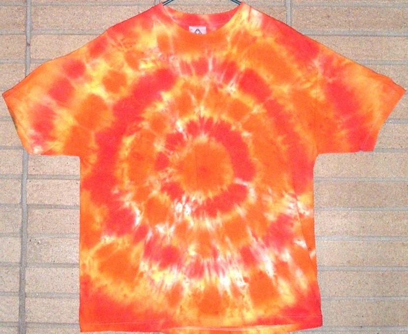 como hacer camisetas hippies5