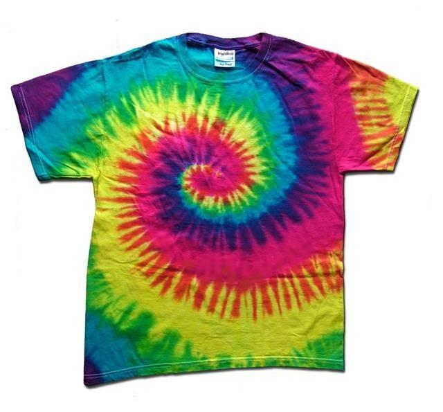como hacer camisetas hippies6