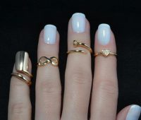 Como hacer tus propios anillos