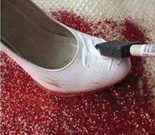 como restaurar tus zapatos viejos6