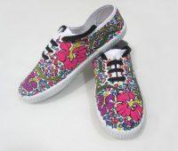 Maneras de decorar tus zapatillas de lona
