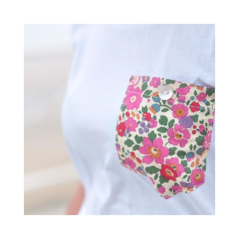 ideas para hacer camisas con bolsillo personalizado4