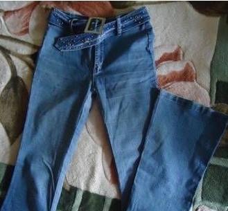 manualidad jeans a falda1