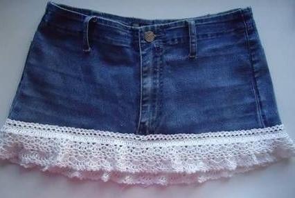 manualidad jeans a falda5