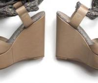 Como restaurar las sandalias de plataforma