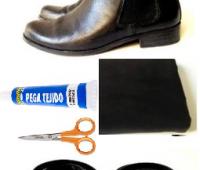 Como cambiar el estilo a las botas de cuero