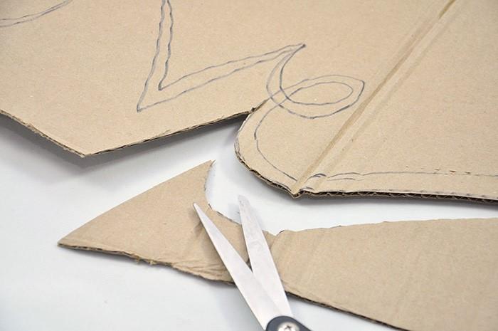 como-hacer-letras-de-carton-con-lana4