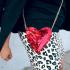 Como hacer un bolso en forma de corazón fácilmente