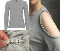 Como renovar tus camisetas manga larga