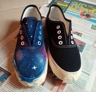 como-pintar-unas-zapatillas-de-galaxia2