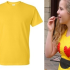 Como renovar una camiseta para Halloween