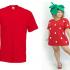 Como transformar una camiseta en un disfraz de Halloween
