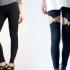 Como trasformar leggins fácilmente