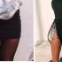 Como alargar una falda con flecos