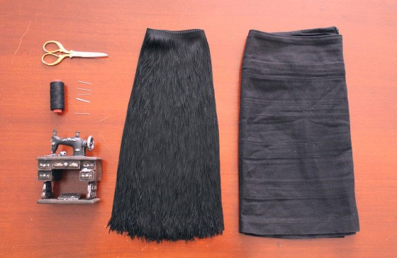 como-alargar-una-falda-con-flecos2