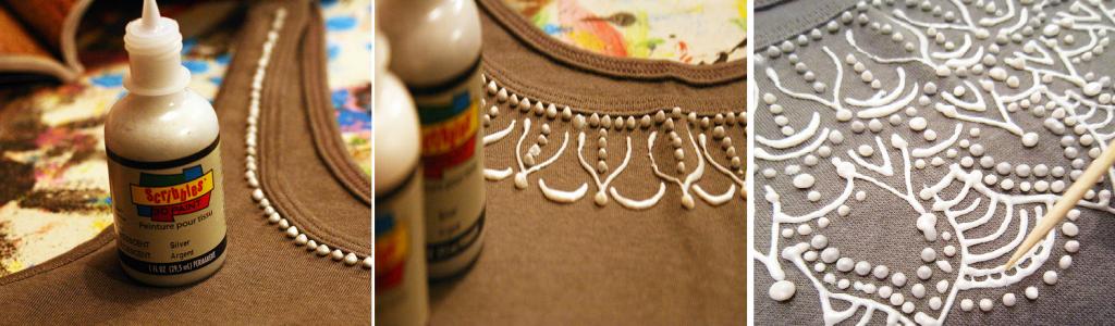como-decorar-franelillas-con-pintura-en-3d3