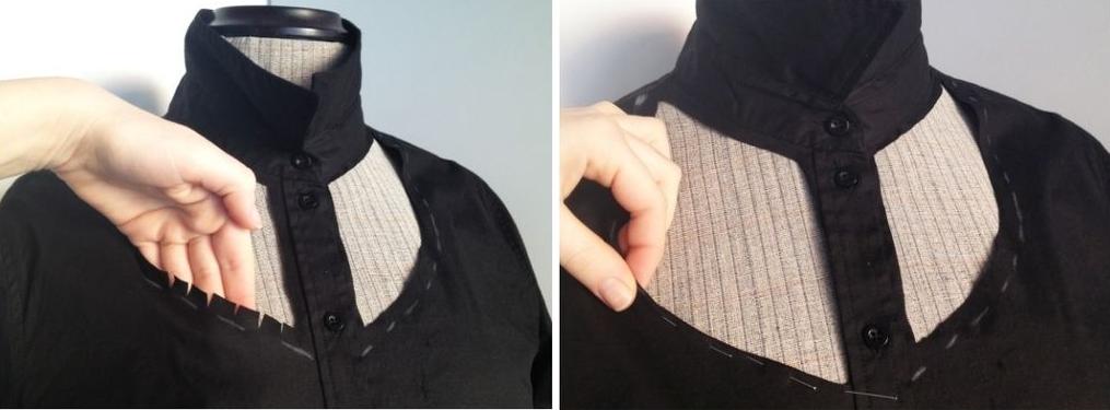 como-hacer-escotes-en-camisas-manga-larga4