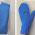 Como hacer guantes con viejos sueters
