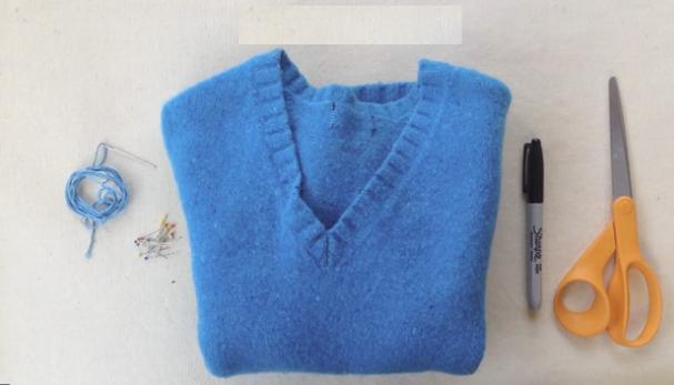 como-hacer-guantes-con-viejos-sueters2