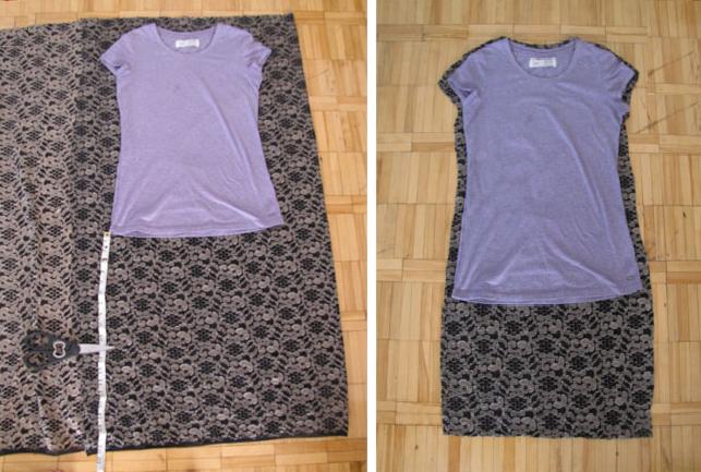 Como hacer un vestido f cilmente pas a paso - Como hacer un estor enrollable paso a paso ...