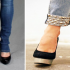 Como renovar jeans muy largos