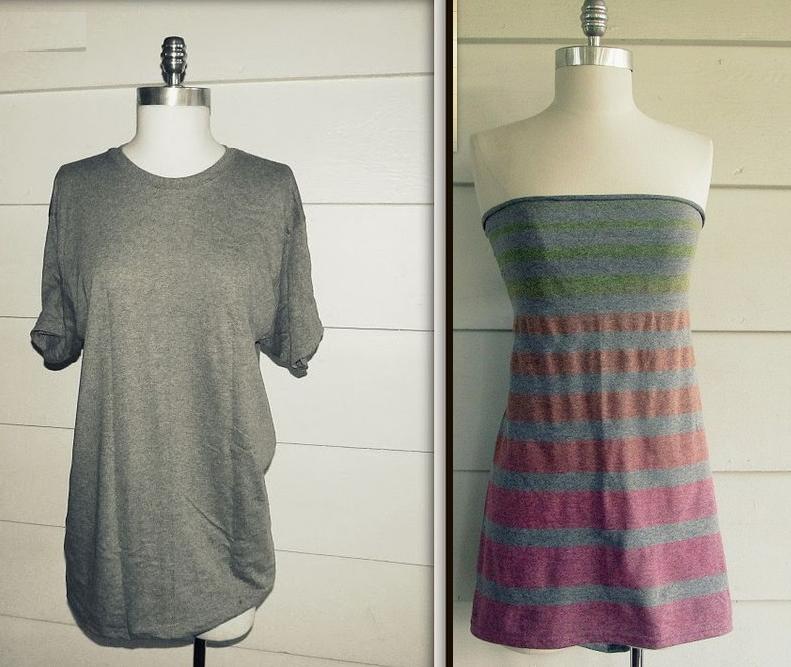 como-transformar-una-camiseta-en-un-vestido-facilmente-1
