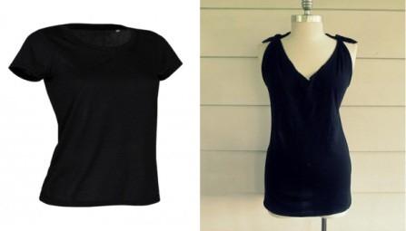 como-transformar-una-camiseta-en-un-vestido-sin-costuras1