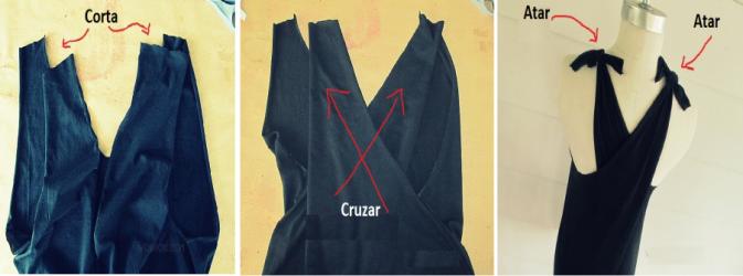 como-transformar-una-camiseta-en-un-vestido-sin-costuras5