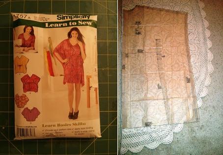 como-hacer-un-vestido-con-un-mantel-de-encaje3