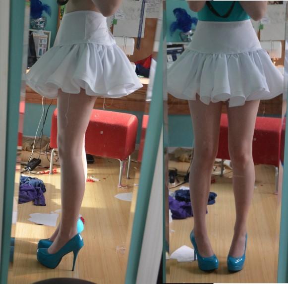 como-hacer-una-falda-cintura-alta-con-volados1