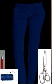 como-hacer-una-falda-con-un-pantalon1