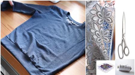 como-personalizar-sueters-y-camisetas-con-encaje2