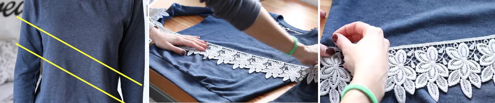 como-personalizar-sueters-y-camisetas-con-encaje3