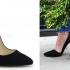Como renovar zapatos con apliques de metal