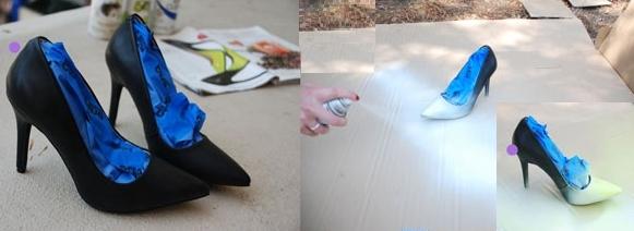 como-renovar-zapatos-con-pintura-en-spray5